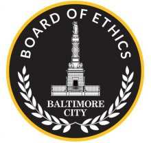 Baltimore City Board of Ethics Logo